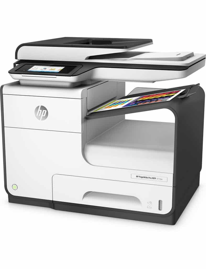 HP PageWide Pro 477dw Review Joes printer buying guide best printer reviews and ratings 2019 best printer reviews 2019