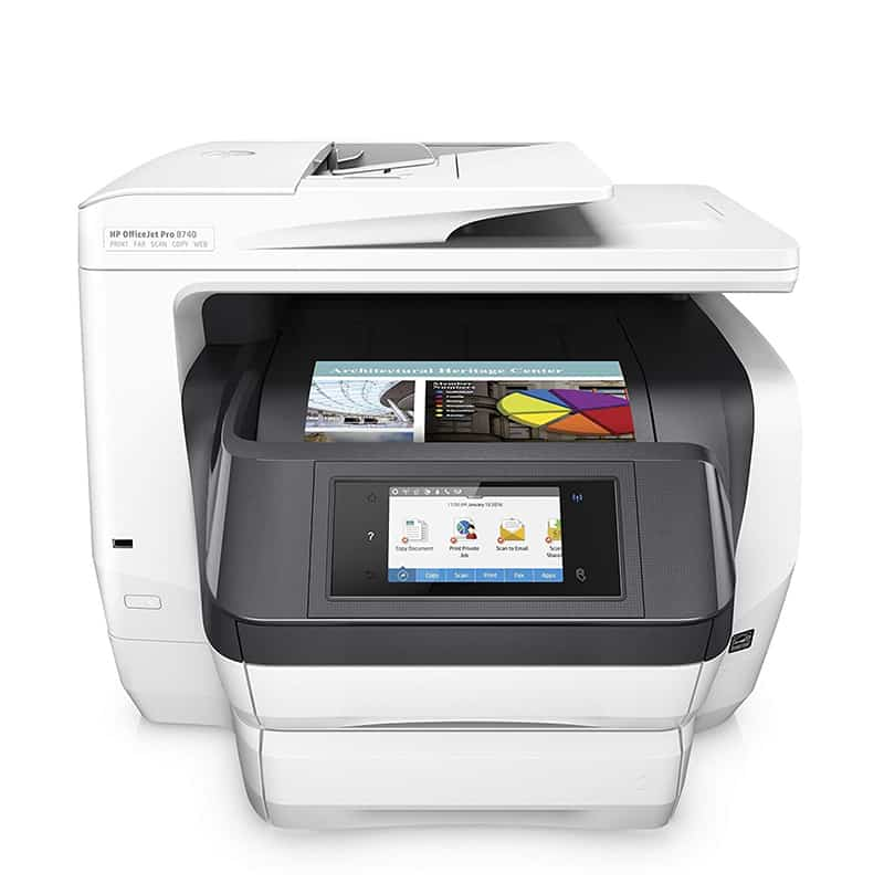 HP OfficeJet Pro 8710 Review Joes Printer Buying Guide Best Printer Reviews and Ratings 2019