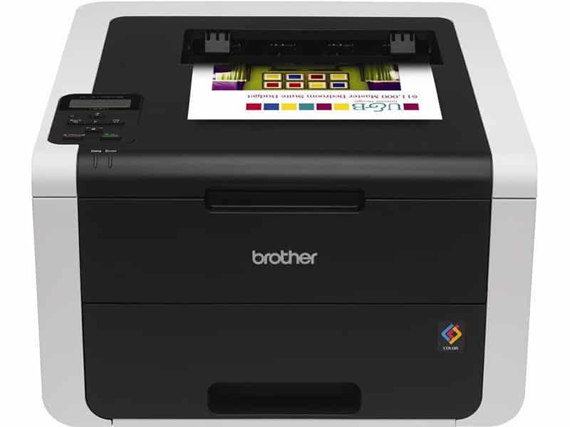 Best Cheap Color Laser Printer Brother HL-3170CDW Review Joes Printer Buying Guide Best Printer Reviews 2019 Best Printer Reviews and Ratings 2019