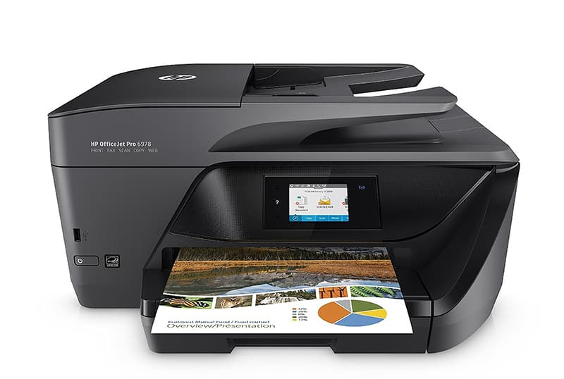 HP OfficeJet Pro 6978 Review Joes Printer Buying Guide Best Printer Reviews 2019 Best Printer Reviews and Ratings 2019