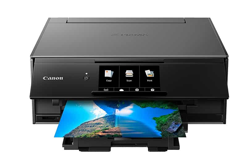 Best Canon Printer Best Color Photo Printer Canon TS9120 review joes printer buying guide best printer reviews 2019 best printer reviews and ratings 2019