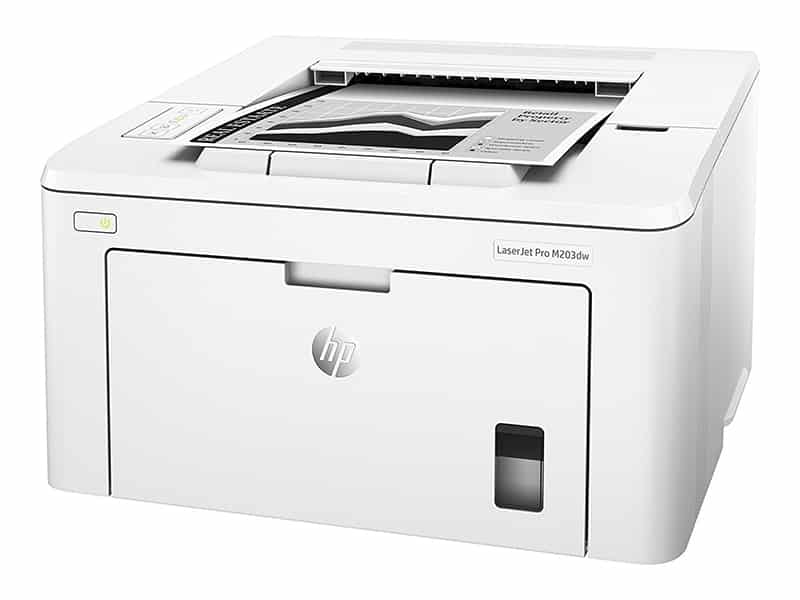 HP m203dw Review joes printer buying guide best printer reviews 2019 best printer reviews and ratings 2019