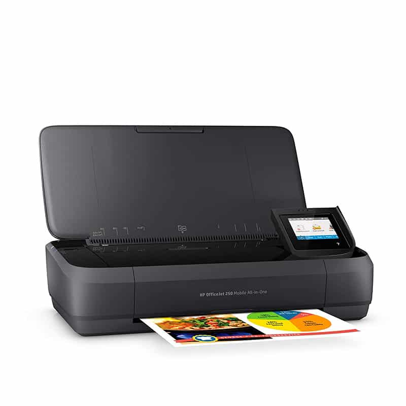 HP OfficeJet 250 Review HP OfficeJet 250 Mobile Printer Review Joes Printer Buying Guide Best Printer Reviews 2019 Best Printer Reviews and Ratings 2019