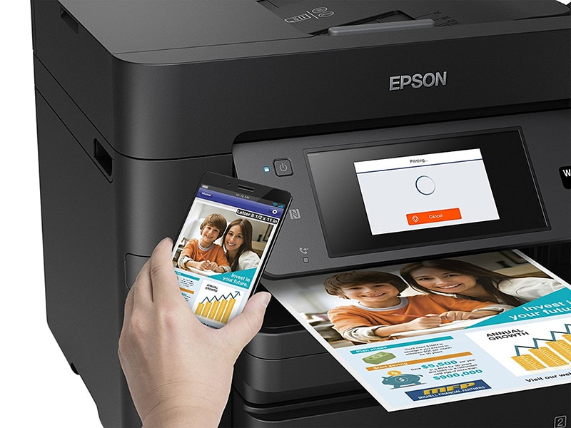 Epson WorkForce WF-4740 Review joes printer buying guide best printer reviews 2019 best printer reviews and ratings 2019