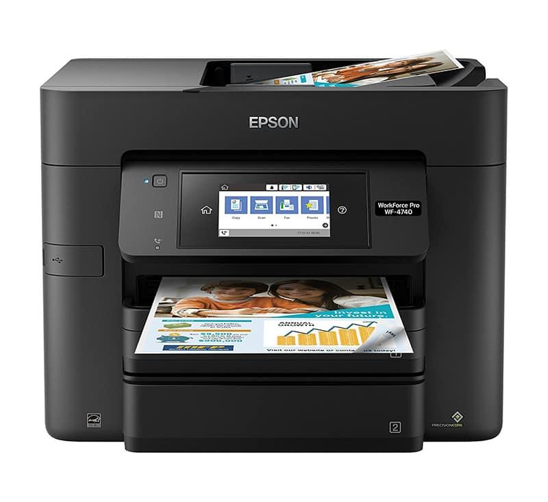 Epson WorkForce WF-4740 Review joes printer buying guide best printer reviews 2019 best printer reviews and ratings 2019