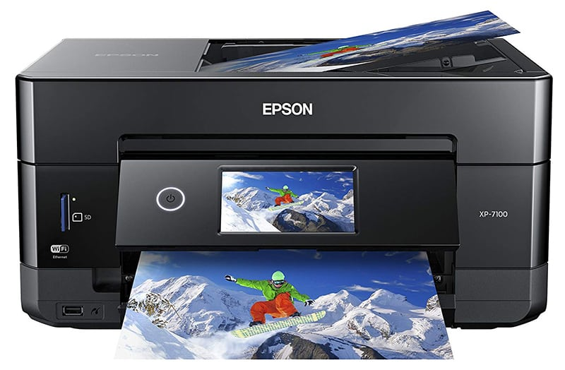 Epson Expression Premium ET7100 Review Joes Printer Buying Guide Best Printer Reviews 2019 Best Printer Reviews and Ratings 2019