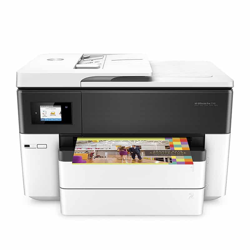 HP OfficeJet Pro 7740 Review Wide Format Printer Review Joes Printer Buying Guide Best Printer Reviews and Ratings 2019 Best Printer Reviews 2019