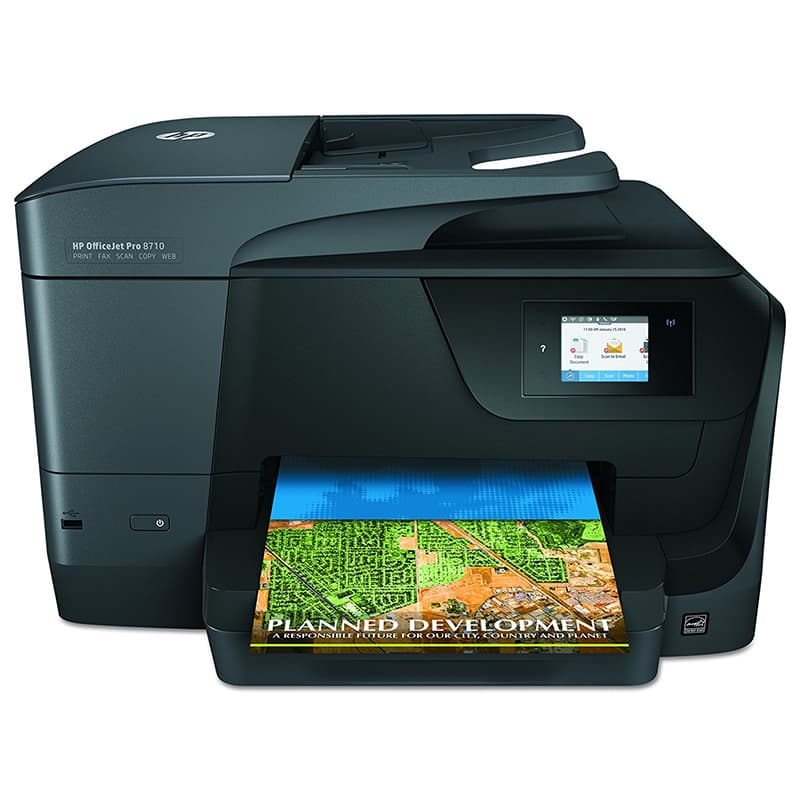 Best Printers of 2019 HP OfficeJet Pro 8710 Review Joes Printer Buying Guide Best printer reviews and ratings 2019 best printer reviews 2019