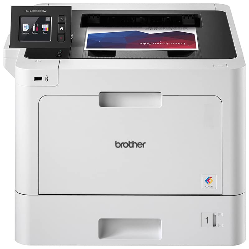 Brother HL-L8360CDW review joes printer buying guide best printer reviews and ratings 2019 best printer reviews 2019