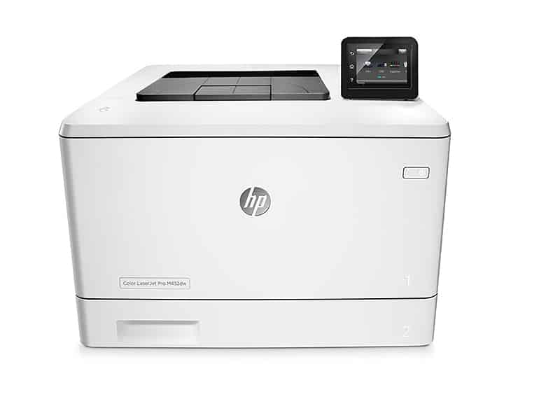 HP Laserjet pro M452dw review joes printer buying guide best printer reviews 2019 best printer reviews and ratings 2019
