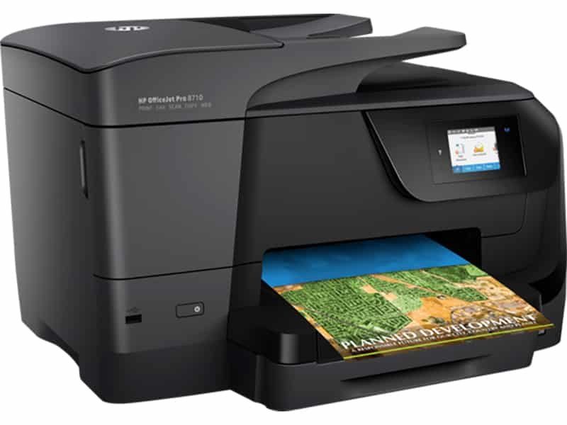 Hp Officejet Pro 8710 Printer Review Manual Guide