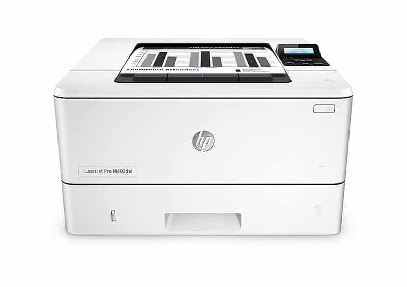 HP M402DW Review Joes printer buying guide best printer reviews 2019 best printer reviews and ratings 2019